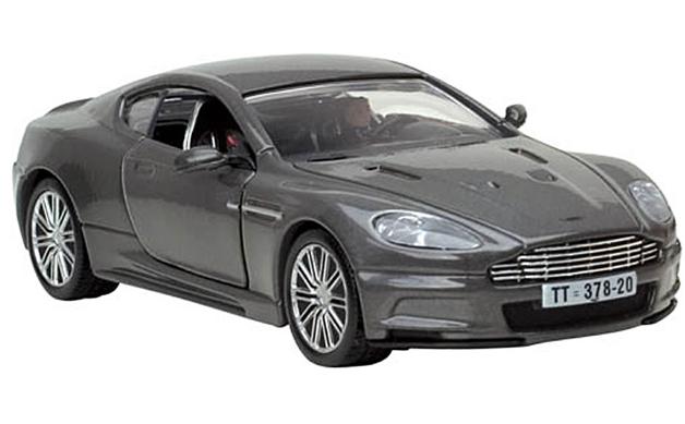 Aston Martin Dbs James Bond Casino Royale Diecast Model