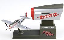 "P-51 Mustang ""Mar O War"" Corgi"