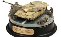 Challenger 2 Royal Scots Dragoon Guards, Iraq, Operation Iraqi Freedom, 2003, Diorama