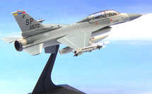 F-16D Fighting Falcon USAF 480th TFS, 52nd TFW, Spangdahlem AFB, Germany