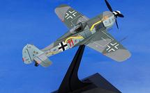 "Fw 190A Luftwaffe JGr 10, ""Red 11"", Parchim, Germany, 1944"