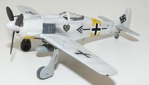 Fw 190A Luftwaffe JG 54 Grunherz, Hannes Trautloft