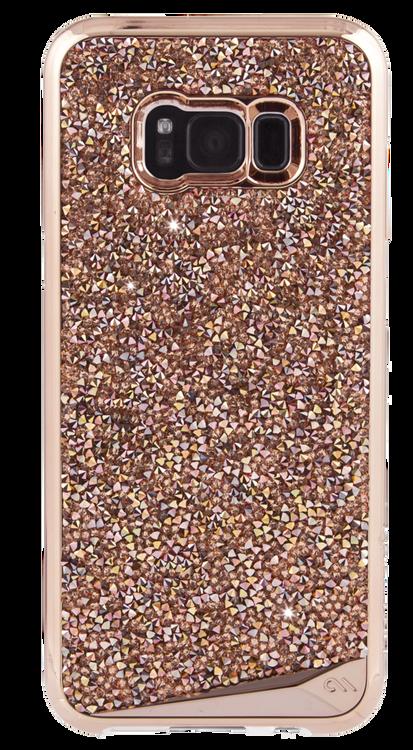 separation shoes bec52 e1e07 Case-Mate Brilliance Tough Case Samsung Galaxy S8+ Plus - Rose Gold