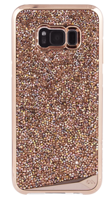 Case-Mate Brilliance Tough Case Samsung Galaxy S8+ Plus - Rose Gold