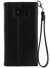 Case-Mate Wristlet Folio Case Samsung Galaxy S8+ Plus - Black