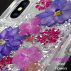 Case-Mate Karat Petals Case iPhone X/Xs - Purple