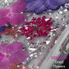 Case-Mate Karat Petals Case iPhone XR - Purple
