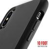 Case-Mate Tough Case iPhone X/Xs - Translucent Black