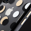 Case-Mate Wallpapers Case iPhone Xs Max - Metallic Dot
