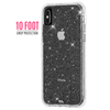 Case-Mate Sheer Crystal Case iPhone Xs Max - Clear