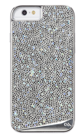 Case-Mate Brilliance Case iPhone 6/6S - Silver Diamond