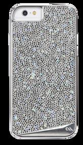 Case-Mate Brilliance Case iPhone 6/6S - Silver Diamond