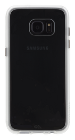 Case-Mate Naked Tough Case Samsung Galaxy S7 Edge - Clear w/Clear Bumper