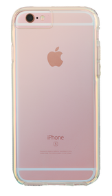 Case-Mate Naked Tough Case iPhone 6/6S - Iridescent