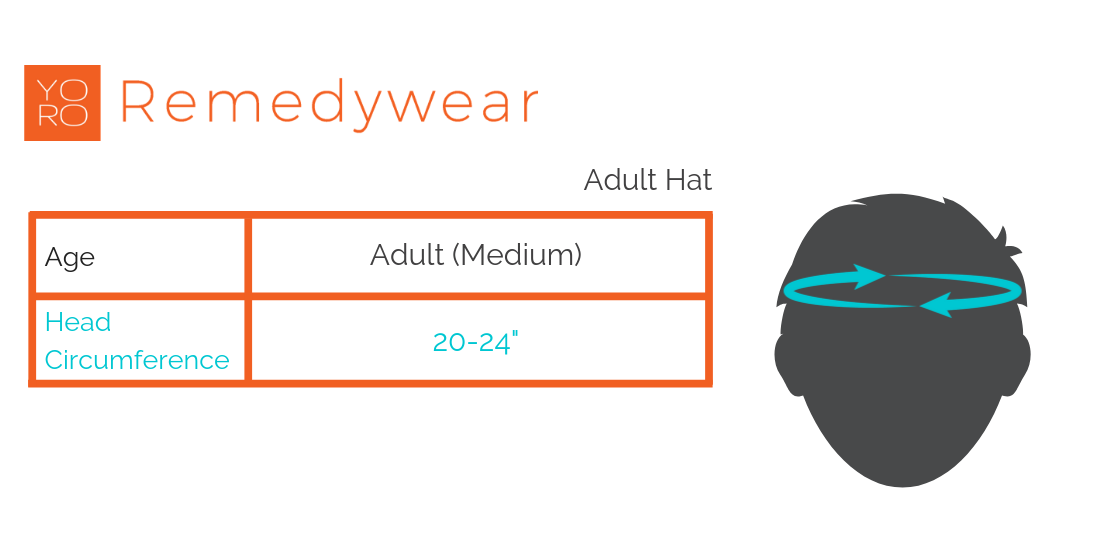 remedywear adult hat