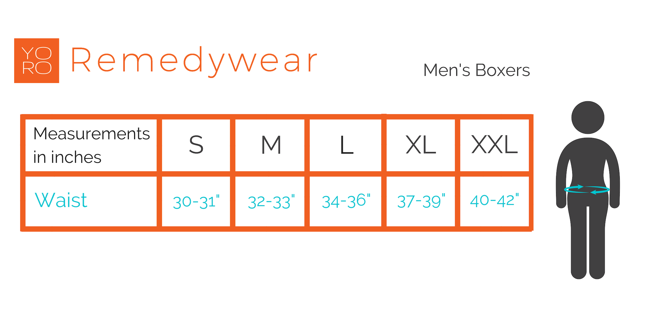 remedywear men boxers