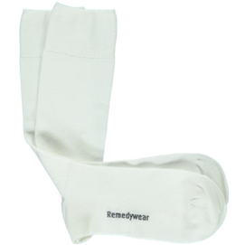 Remedywear's kids socks for eczema were made to soothe and relieve psoriasis and eczema on feet.