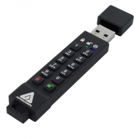 Apricorn Aegis Secure Key 3z - 64G USB 3.1 (3.0) Encrypted Flash Drive *SPECIAL ORDER*
