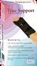 True Support Wrist Brace - NDC 91237-0001-59