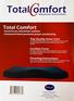 Total Comfort Wheel Chair Seat Cushion NDC 91237-0001-33 -Catalog