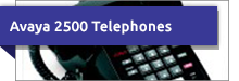 Avaya 2500 Telephones
