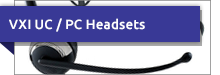 UC/PC Headsets
