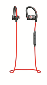 Jabra Sports Pace headphones - Red
