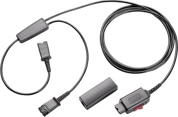 Plantronics Y Adapter | Supervisor | Training