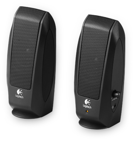 Logitech S120 Pc Speakers 980 000012