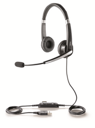 Jabra 550 Duo Headset - Microsoft Optimized