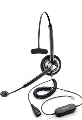 NEC compatible Jabra BIZ 1920 with Telephone Interface Smart Cord