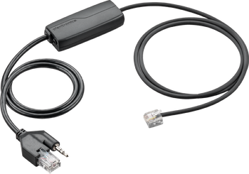 PLANTRONICS EHS CABLE APS-11 FOR -SIEMENS, AASTRA PHONES, 37818-11