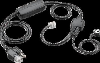 Plantronics - APV-63 Electronic Headset Hook Switch Control Adapter, 38734-11 | Avaya phones