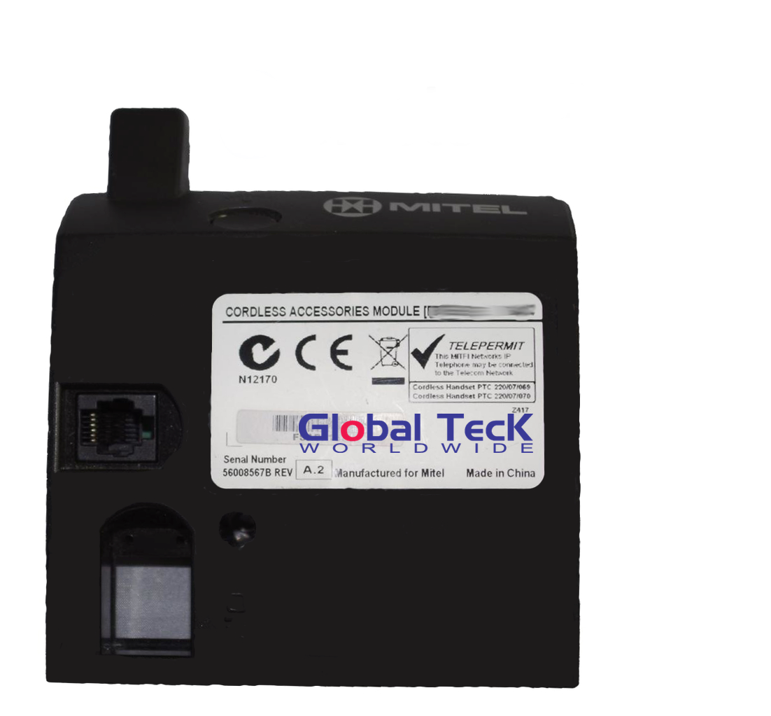 Mitel Cordless DECT Module for Mitel phones: 5330, 5340, 5360, 50005521