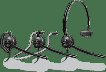 Plantronics HW540 Wired Headset