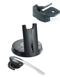 Jabra GN9330e Wireless Headset Bundle with Remote Lifter, 9326-518-205