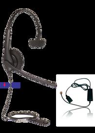 Jabra BIZ 1520 Mono Headset Direct Connect
