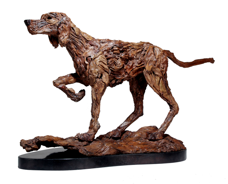 Favorite Dog Art Exhibitions | Dogs sculpture, paintings, ceramics and  KT34