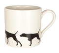 Mug Silhouette Pointer
