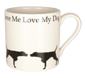 Mug Love Me Love My Dog - Pointer