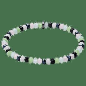 Pilgrim Bracelet Hematite Plated Multi 29151-3802
