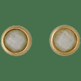 Pilgrim Verity Stud Earring Rose Gold Plated Mint 211622403