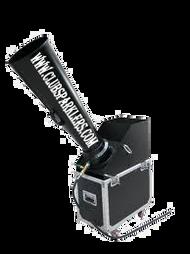 confetti popper, confetti blaster, confetti cannon, party cannon, confetti machine, confetti, co2 confetti machine, confetti blowing machine, confetti blower, special equipment, special effects, nightclub confetti machine, concert confetti machines, blower, blaster, co2 machine, DMX CONTROL CONFETTI BLOWER, DMX CONTROL CO2 CONFETTI BLOWER