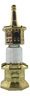 Minar shape Gold bottle with stick applicator