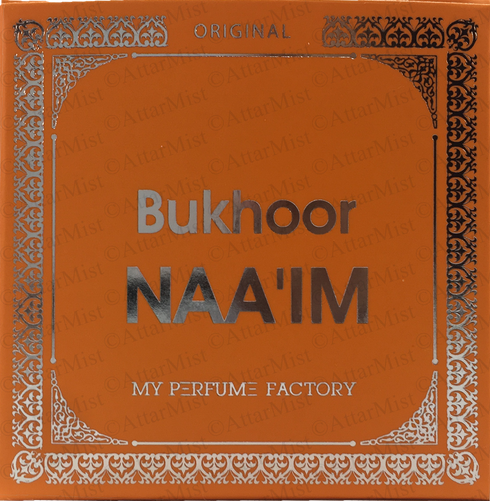 Bakhoor Naaim Small 40gm