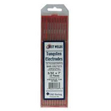 BEST WELDS 3/32 X 7 LANTHANA TUNGSTEN 1.5 %  3327GL - CLEARANCE SALE