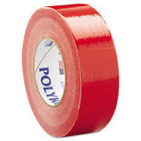 "POLYKEN RED DUCT TAPE 2"" x 60 YDS- 681207"