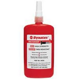 DYNATEX RED HIGH STRENGTH THREADLOCKER / 250 ML - 49454