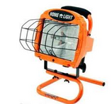 COLEMAN CABLE HAND HELD 500W HALOGEN LIGHT L33