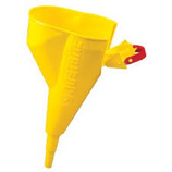JUSTRITE EZ ON FUNNEL FOR TYPE I SAFETY GAS CAN 11202Y